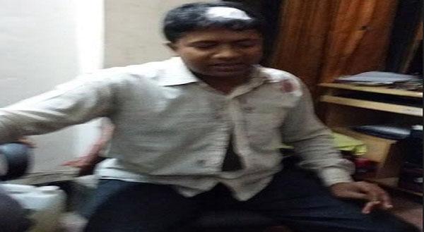 রাজধানীর মগবাজারে পত্রিকা অফিসে দুর্বৃত্তদের হামলা, আহত দুই