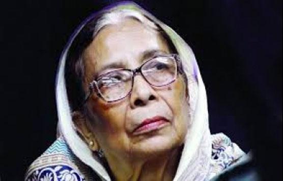 'অনন্যা সাহিত্য পুরস্কার' পাচ্ছেন মুশতারী শফী