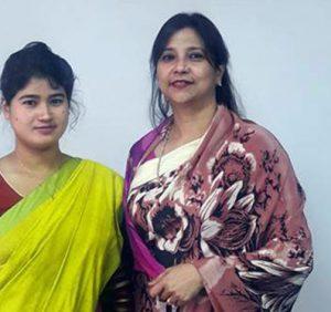 পূর্ণিমার নতুন পথচলা: ব্যক্তিগত কর্মকর্তা করলেন তারানা হালিম