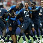 ক্রোয়েশিয়াকে ৪-২ গোলে হারিয়ে বিশ্ব চ্যাম্পিয়ন ফ্রান্স